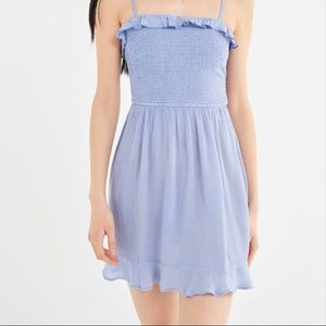 UO Sabrina Gauze dress